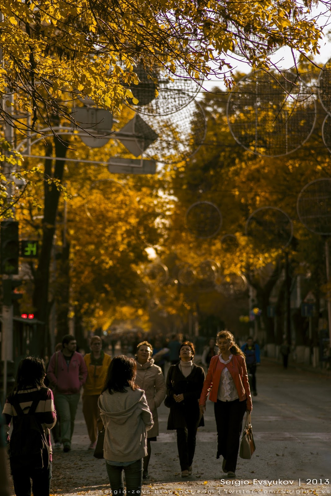 Улица в Краснодаре