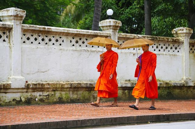 Nuestros días en Luang Prabang