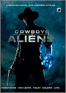 8v4 Cowboys e Aliens Dublado AVI