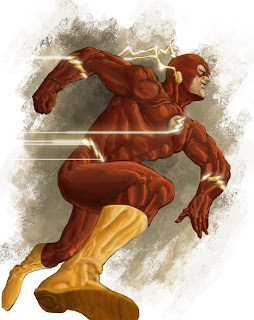Flash Character Review - 2