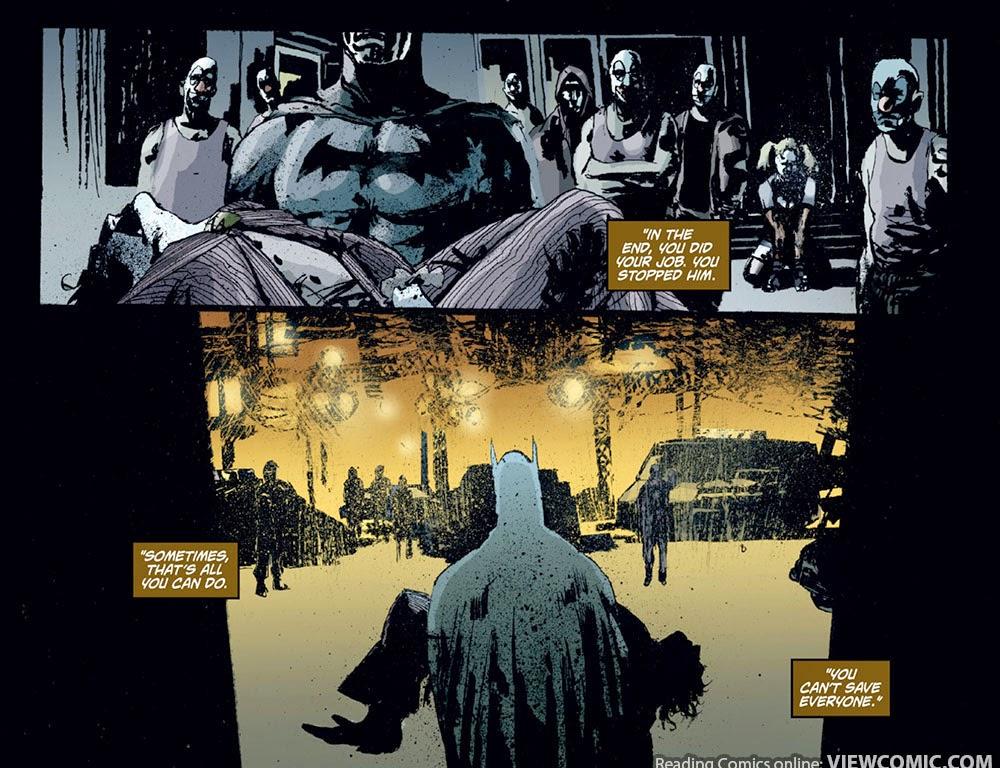 Batman: arkham city: end game - 3 comicastle