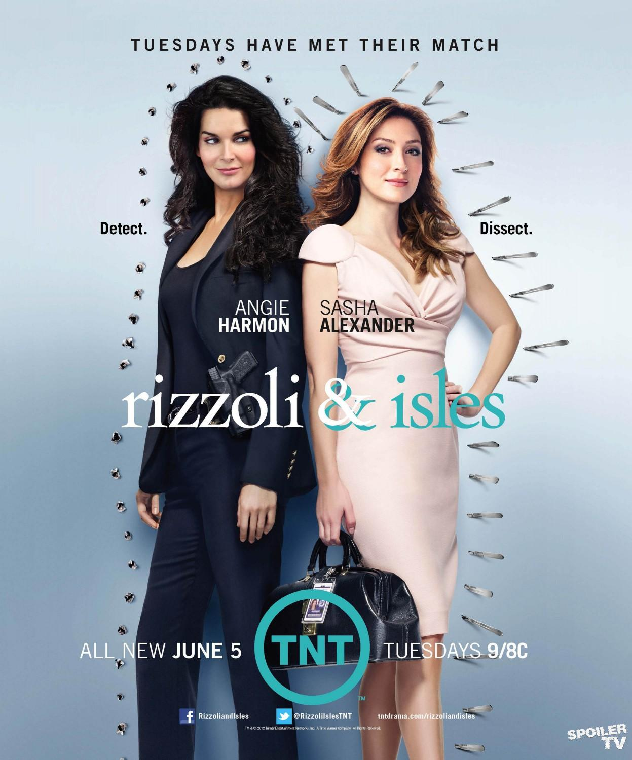 RIZZOLI AND ISLES 3X11
