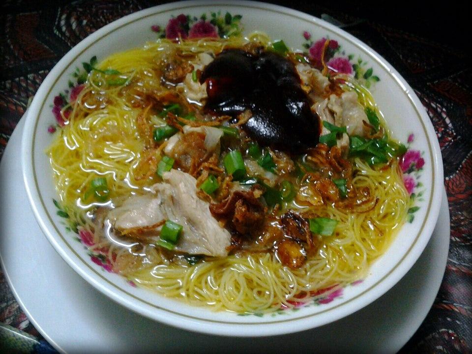 Resepi Bihun Sup Ayam Utara Azie Kitchen Nice Info B