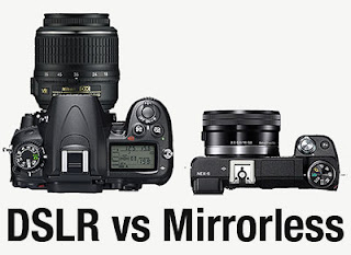 What Your Choose? Mirror vs Camera Mirrorless Camera