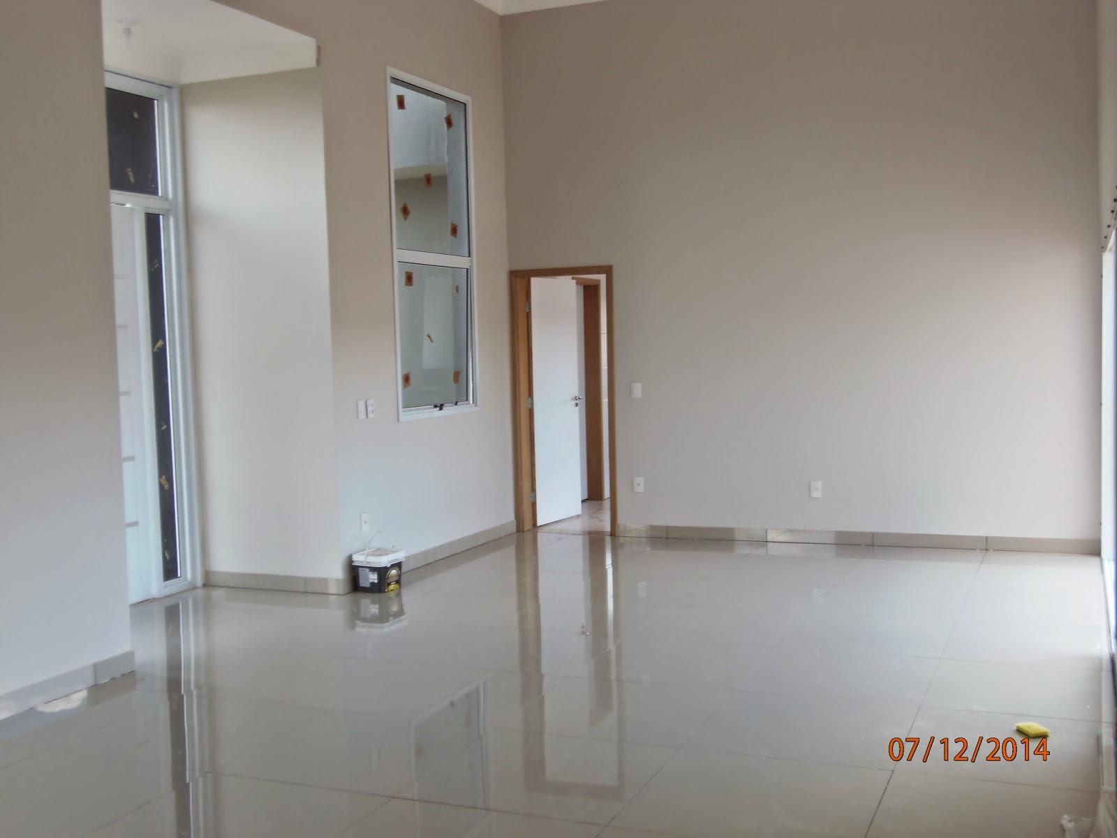 Sala( ainda faltando rejunte e porta que vai para cozinha vai #674630 1600 1200