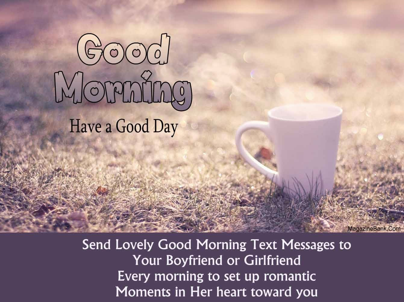 Good Morning Quotes To Your Boyfriend : Good morning text to your boyfriend search quotes auto