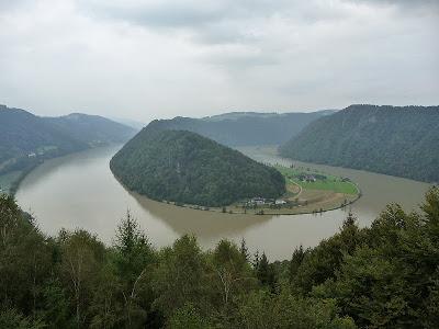 Schlöngen - vistas desde el mirador