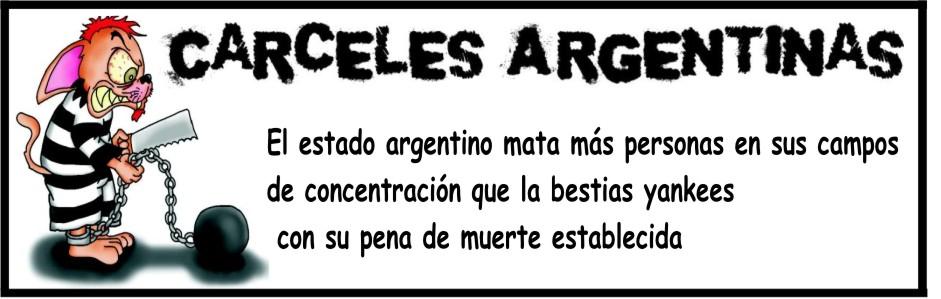 Carceles argentinas