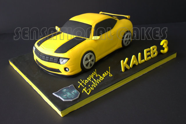 Best 3d Car Cake Template Images Gallery >> 3d Car Cake Template ...
