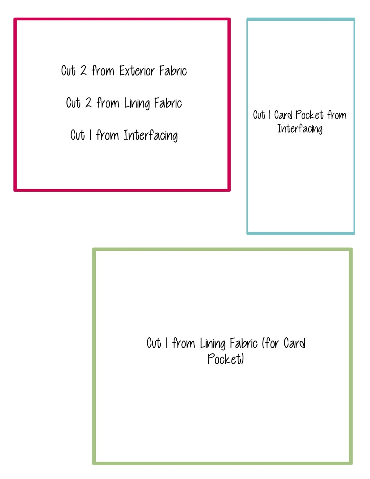 My blog becomes official or making a business card holder the save colourmoves