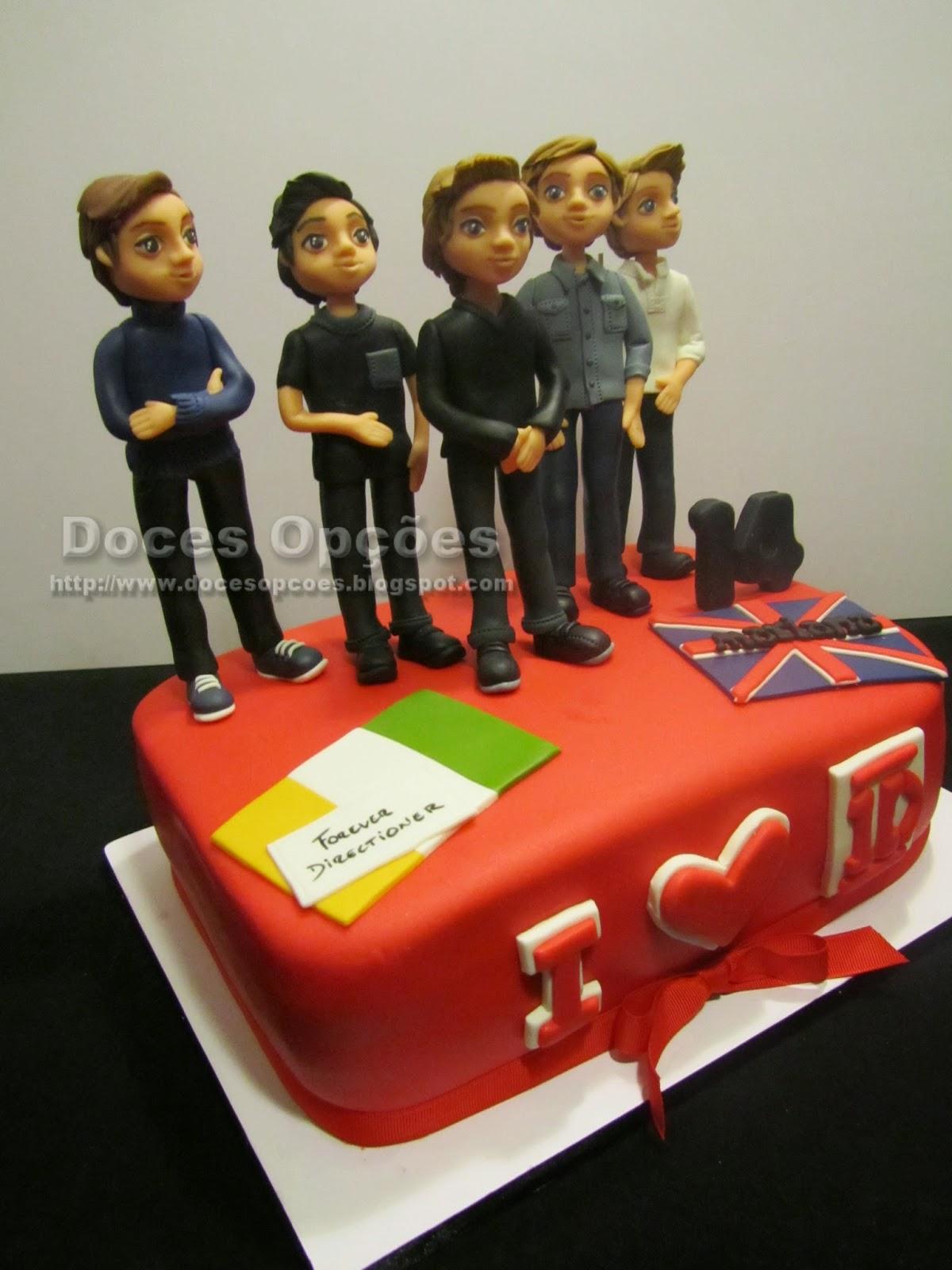 cake forever directioner