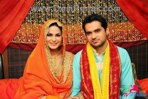 Veena Malik wedding1