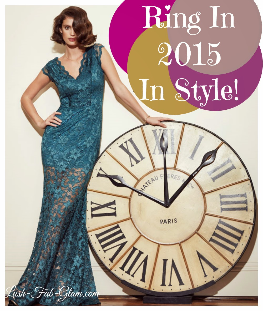 Ring In The New Style! See The Gorgeous Dresses In Our Holiday Style Guide.