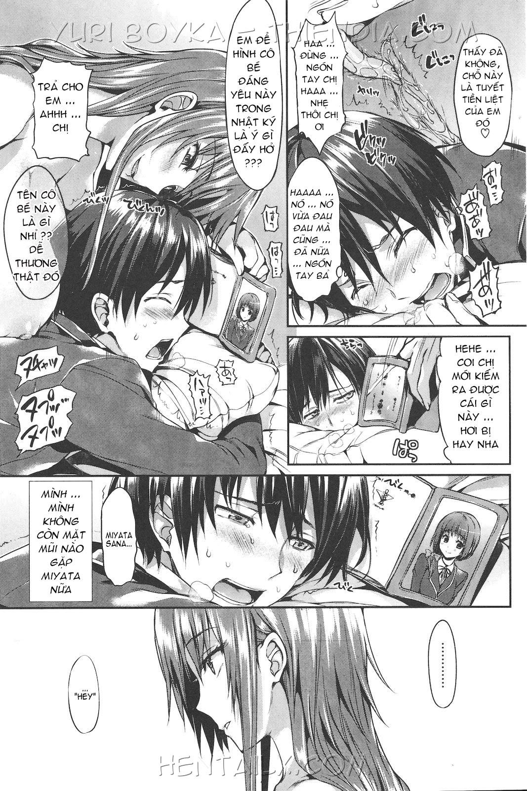 009 Truyện Hentai Ngày nghỉ của chị hàng xóm