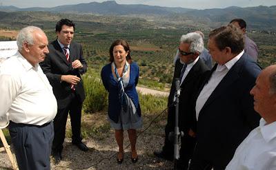 Agricultura impulsa obras de mejora de regadíos que permiten ahorrar agua a 125.000 agricultores de la Comunitat