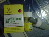 Mycostatin obat panas dengan resep dokter