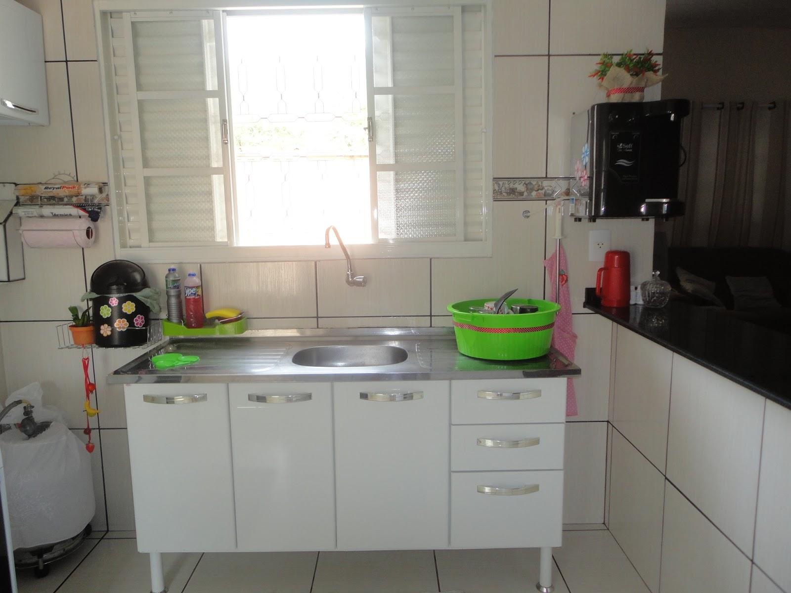 é minha simples cozinha em processo de decoração! Quando mudar mais #438626 1600 1200