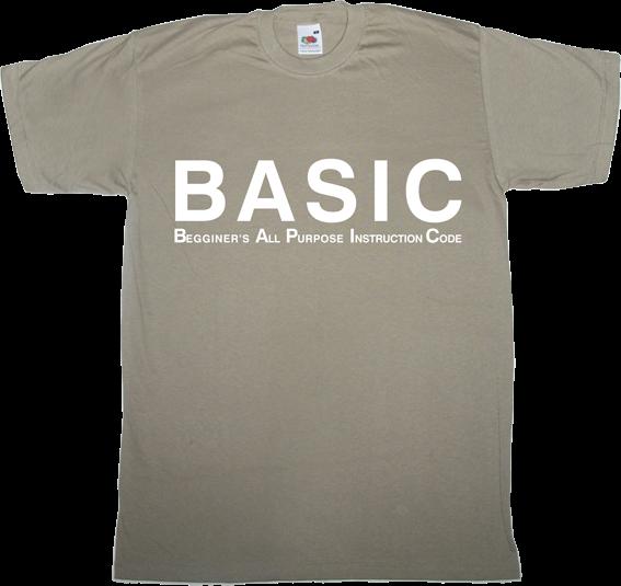 computer anniversary basic retro vintage t-shirt ephemeral-t-shirts