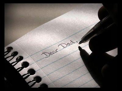 Cabaran 30 Hari - Hari ke15 | Surat Kepada Ayah