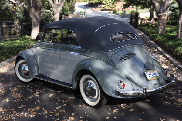 Used 1954 Fully Restored Beetle Convertible by Owner