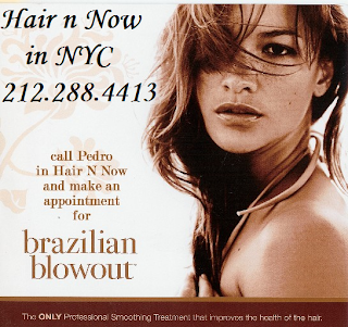 Brazilian blowout NYC