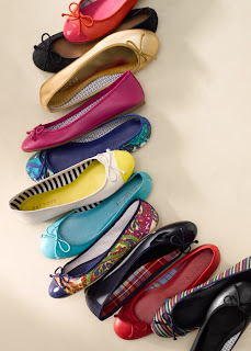 Summer Wind: Its a Classic: The Ballet Flat