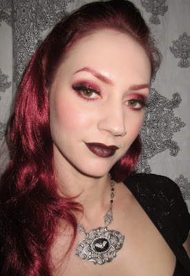 http://themoonmaiden-blix.blogspot.com/2014/12/dark-red-eye-makeup-look.html