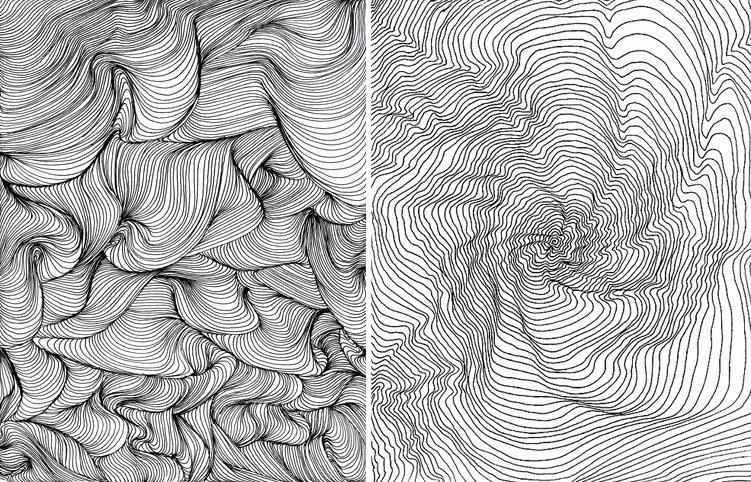 Arte material 2do 1era y como vamos for Disegni da colorare difficili
