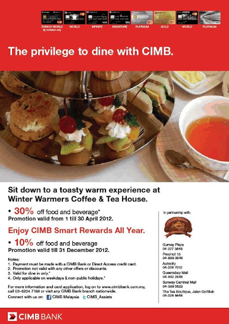 524567 296864107049160 159439850791587 700572 510140523 n Winter Warmers Promotion with CIMB (2012)