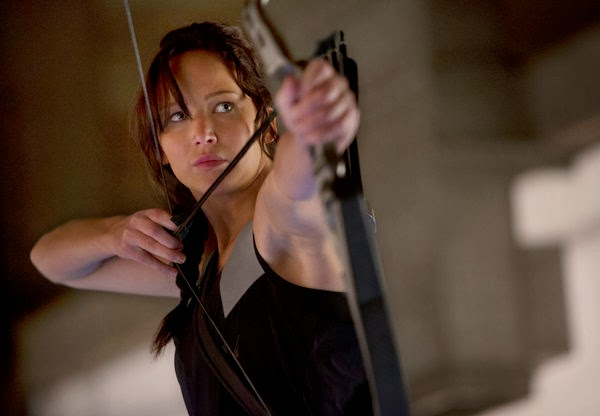 'The Hunger Games: Catching Fire' breaks Thanksgiving record