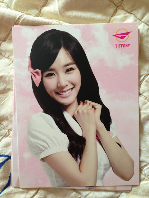 Girls Generation 2013 Tiffany World Tour