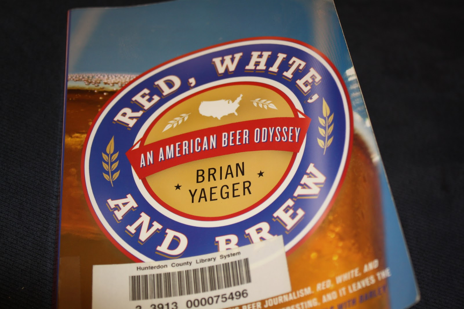 Book Review: Red, White, and Brew: An American Beer Odyssey - photo#30
