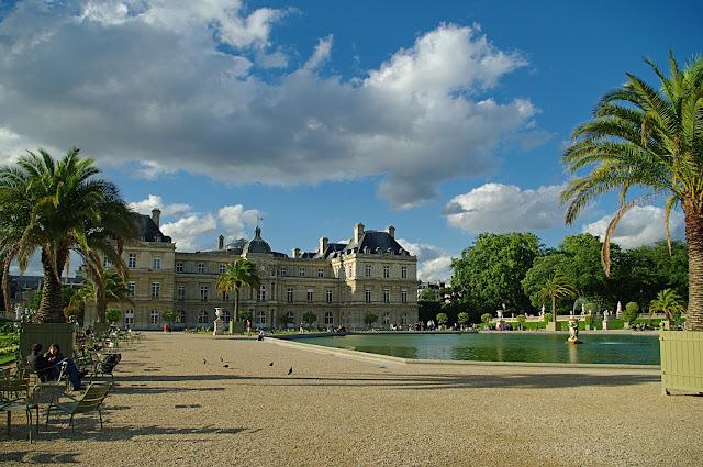 Palais du Luxembourg poze frumoase Paris images