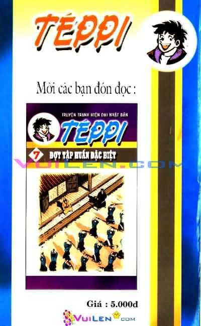 Siêu quậy Teppi chap 6 - Trang 169