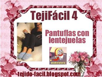 Las invito al nuevo TejiFácil 4!!!