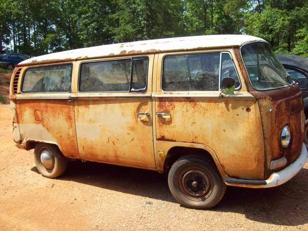 1969 Volkswagon Bus Need More Touch | vw bus wagon
