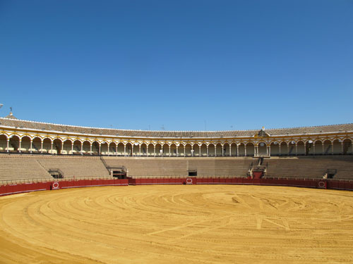 Plaza de Toros de la Maestranza, Seville