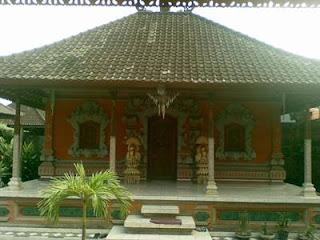 rumah adat bali Gapura candi bentar rumah tradisional bali rumah khas bali 300x225 Gambar Rumah Adat Indonesia