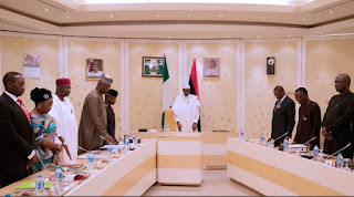 Buhari appoints committee to audit recovered funds
