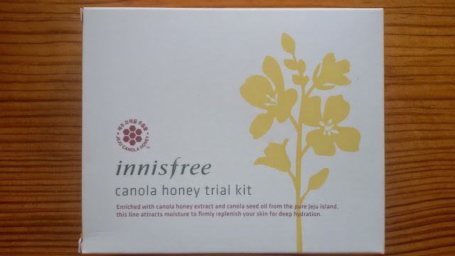 Innisfree Canola Honey Trial Kit