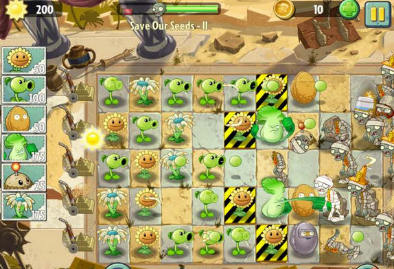 Plants vs. Zombies 2 for Android MIA