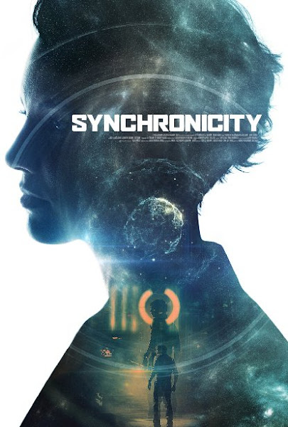 Poster Of Synchronicity 2015 480p English HDRip Full Movie
