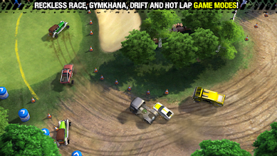 Reckless Racing 3 v1.1.6 MOD APK+DATA