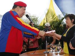 Propuesta del candidato de la patria comandante Hugo Chavez Frias 2013-2019