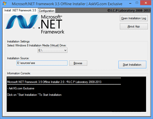 Dot Net Framework 4.0 Full Installer