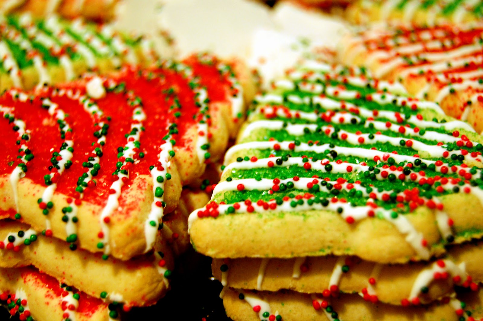 An Old Fashioned Christmas: Christmas Cookies Recipe