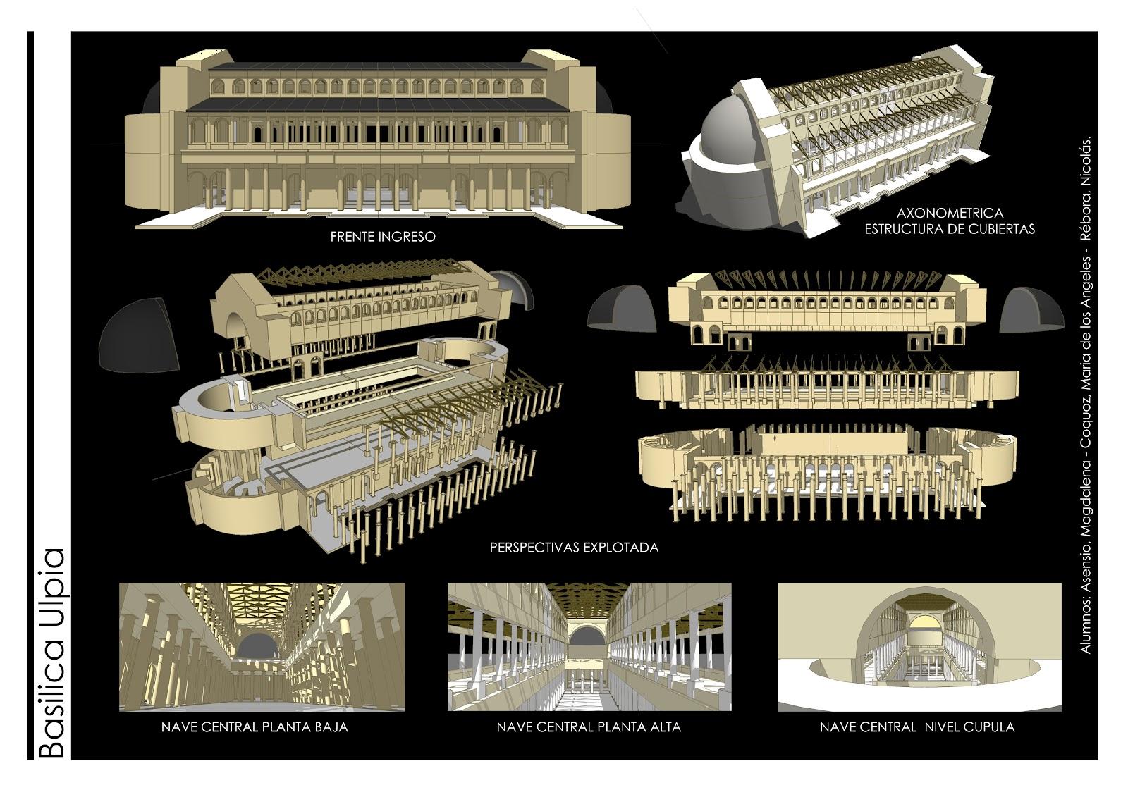 Historia de la arquitectura y el urbanismo i y ii trabajo for Inicios de la arquitectura