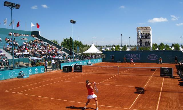 Las apuestas amenazan la limpieza del tenis