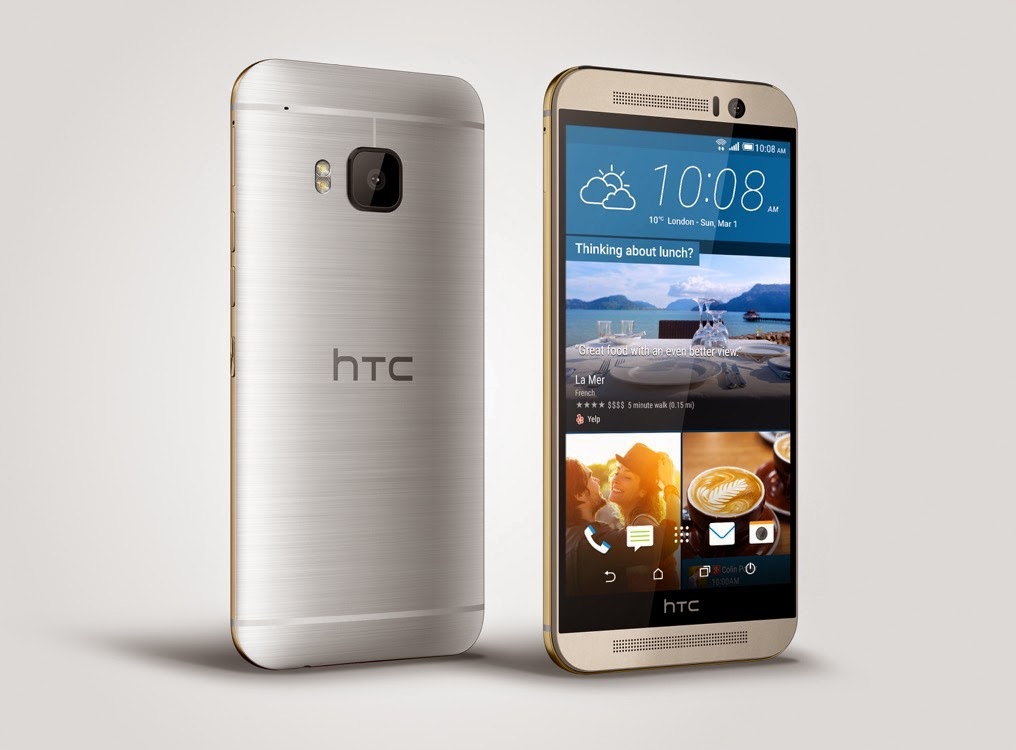 HTC One M9 Review, Price, Specs