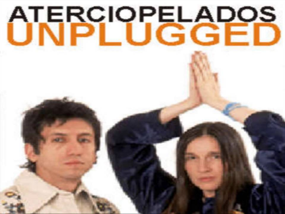 MTV Unplugged Álbum De Aterciopelados